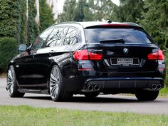 BMW 5-Series Sport Wagon Next Time!