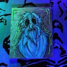 Haunted Mansion Custom Painted Portraits by scatterbirdie on Etsy