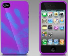 Color changing iPhone case! I want!
