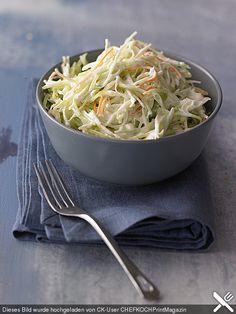 Amerikanischer Krautsalat - Coleslaw