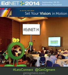 Future of the classroom discussions; how can technology play a role? Happy to be attending #EdNET14 #edtech
