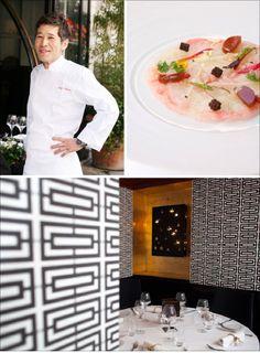 Janvier 2013  UNE BALADE A PARIS: La cuisine française interprétée par des chefs japonais -LE CLARISSE  http://www.plumevoyage.fr/magazine/voyage/luxe/chefs-japonais-restaurants-paris/