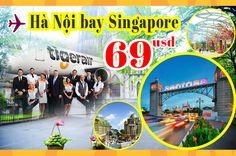 Vé máy bay Hà Nội sang Singapore giá 69 usd tin được không?