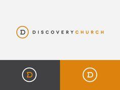 Discovery Church Brand by Luke Anspach