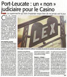 LA LOI FRANÇAISE S'APPLIQUE MÊME A #LEUCATE !