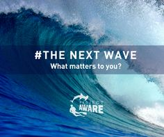 Vote for #TheNextWave of ocean protection - What matters to you?