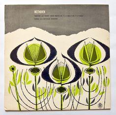 Retro Graphica: Mid-Century Classical Album Covers