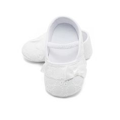 2017 Summer Infant Baby Girls Cotton Shoes Flower Elastic Soft Sole Walking First Walkers White #Affiliate