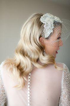 penteados de noivas com tiara