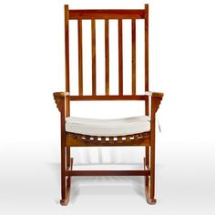 Bulan Rocking Chair - locally sourced in Indonesia - Fair Trade and child labor free - from Fab