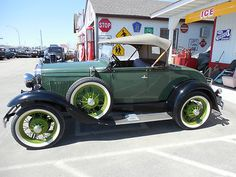 Ford : Model A na 1931 ford model a roadster - http://www.legendaryfinds.com/ford-model-a-na-1931-ford-model-a-roadster/
