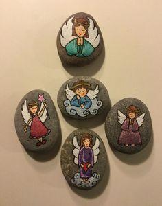 Engle..Pretty little angels!..by artist,Lene Mortensen