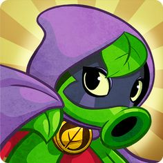 Plants vs. Zombies Heroes v1.0.11 [Original MOD] SOFT LAUNCH