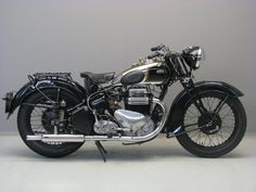 1939 Ariel Square four 600 cc 4 cyl ohv