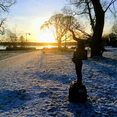 The Invisible Snowman – Chojnacki Caroline – Medium