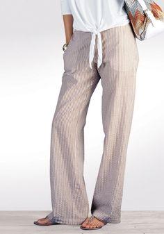 Crepe drawstring tapered slim leg pants 38' inseam | Tall Women's ...