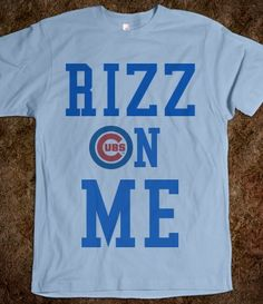 Anthony Rizzo for MVP