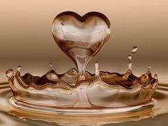 Daily Awww: LOVE makes my heart happy photos) I Love Heart, With All My Heart, Happy Heart, Crazy Heart, Heart In Nature, Heart Art, Beata Santa Catarina, Love Yourself Lyrics, Happy 40th