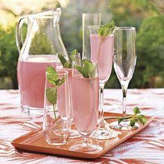 Think Pink Drink Pink.