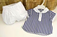 Newborn Boy Clothes, Newborn Outfits, Baby Boy Outfits, Kids Outfits, Moda Kids, Kids Dress Wear, Baby Boy Dress, Baby Shoes Pattern, Crochet Baby Shoes