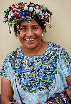 ˚Chichicastenango market - Guatemala
