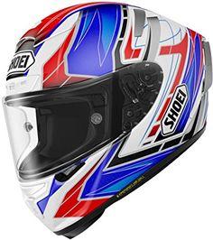 Shoei X-Spirit 3 assalgono TC2 casco moto integrale