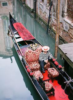 Venice, Italy - Venecia, Italia