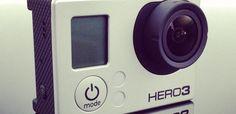 Nueva GoPro Hero3 Black graba hasta resolución 4K