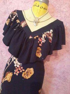 Hermoso la caída del bolero sobre el busto Indian Gowns Dresses, African Fashion Dresses, Dress Neck Designs, Blouse Designs, Frock Fashion, Fashion Outfits, Pakistani Fashion Party Wear, Kurta Neck Design, Indian Designer Outfits