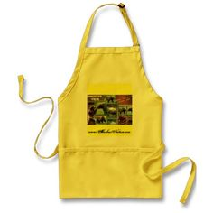 Alaska-Where The Wild Things Are Aprons Cheap Aprons, Aprons For Sale, Canning Pickles, Kiss The Cook, Kitchen Aprons, Wild Things, Alaska, Tulips, Fun Stuff