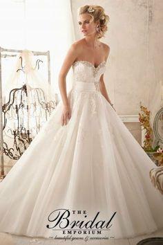Bridal Wear & Wedding Dresses in Exeter, Devon  http://www.bridalemporium.co.uk/products/bridal-wear