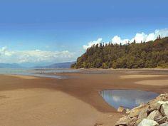 Wreck Beach, Vancouver, BC, Canada - Vancouver's nude beach