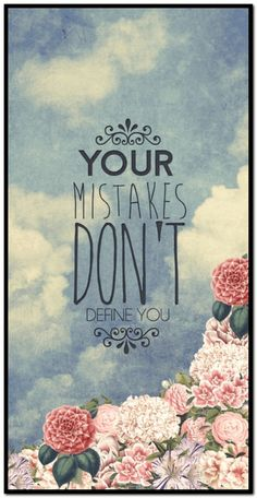 Mistakes motivational quote