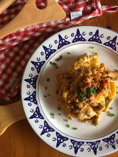 Champiñones y Patatas con Bacon al Pimentón de La Vera