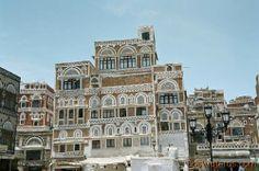 Ciudad histórica de Sanaa, Yemén