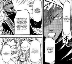 6/29/20 Agni calls Sebastian his friend again