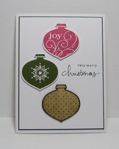 CC506 Delighful Decorations by pawallen142 - Cards and Paper Crafts at Splitcoaststampers