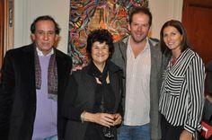 Nicolás Newbery, Carmen Dardalla, Fernando Schapire