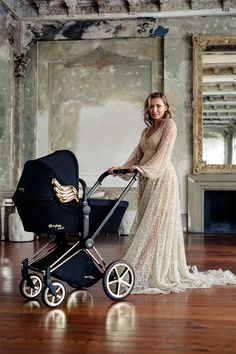 "The #CYBEXbyJeremyScott Priam has hit Australian shores. Media personality, Rozalia Russian has collaborated with us to launch the extravagant & also functional collection in Australia. The photoshoot was held at the prestigious George Ballroom in Melbourne. ""It was fantastic to work with CYBEX on this collaboration. As a busy mum, it's a great to know style doesn't need to be compromised for functionality"", Rozalia said. Read full article on our blog."
