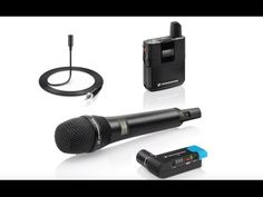 Sennheiser AVX combo first look | smartmojo-digital wireless microphone set for film projects