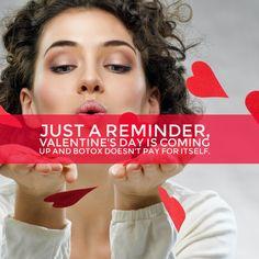 Our little Valentine's Day Reminder ;)