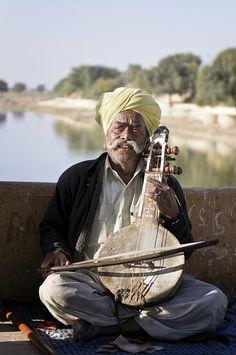 musician - India, I think