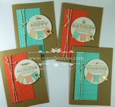 Marelle Taylor Stampin' Up! Demonstrator Sydney Australia: February 2014
