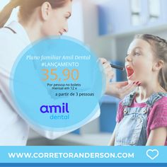 amil dental familiar  35,90 por pessoa !  somente mensalidade Amil Dental, 35, Personal Care, Children, Natural Person, Young Children, Self Care, Boys