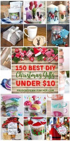 Inexpensive Christmas Gifts, Diy Christmas Gifts For Family, Diy Holiday Gifts, Christmas Fun, Diy Homemade Christmas Gifts, Family Gift Ideas, Diy Christmas Baskets, Diy Gifts Cheap, Easy Homemade Gifts