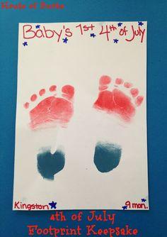 11 Best 4th Of July Images Art For Kids Crafts For Kids Infant