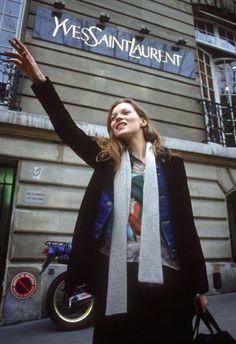 Paris, 1993 / ph: Geoff Wilkinson