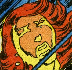 The death of Jean Grey - X-Men #100 - Art by Dave Cockrum (1976)