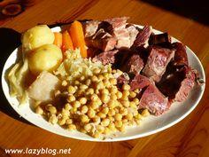 Lazy Blog: Cocido madrileño tradicional