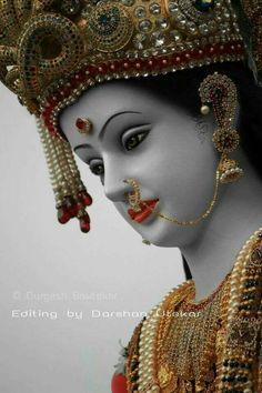 Ma Lord Durga, Durga Ji, Maa Durga Photo, Maa Durga Image, Indian Goddess, Goddess Lakshmi, Navratri Wallpaper, Navratri Puja, Radha Kishan